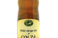 Huile vierge bio Colza - Ferme Bel Air -