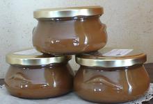 caramel au beurre-salé au safran