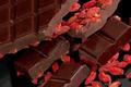 chocolat aux baies de Goji, aux vertus antioxydantes