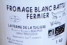 Fromage blanc battu BIO pot