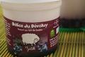 yaourts de brebis aux myrtilles