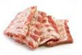 Travers de porc avec os