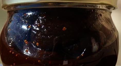 Figues noires de Caromb entières