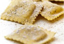 Raviolis Ricotta & épinard