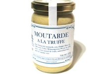 Moutarde de Dijon à la truffe