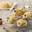 Scônes au Merzer, cranberries et noisettes