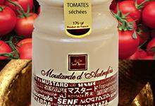 MOUTARDE tomates séchées