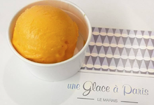 sorbet Carotte / Orange / Gingembre