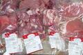 caissette de 7 à 8kg de veau, ferme de courcelles
