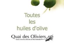 huile d'olive, plus de 40 crus sélectionnés