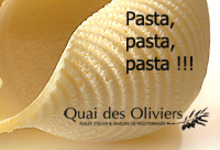 Plus de 40 formats de pâtes en direct d'Italie