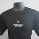 T-Shirt ORIGINS - NOIR