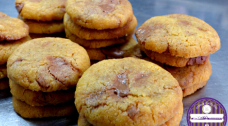 Cookies Gianduja