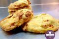 Cookies salés Pomme chèvre