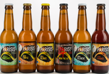 Parisis ambrée