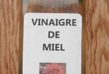 Vinaigre de miel