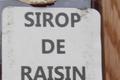 Sirop de raisin