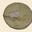 Fromage Brie sec noir.