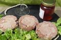 Médaillon de foie gras de canard, canardises des 3 vallées
