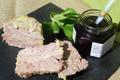 Terrine de canard au foie gras, canardises des 3 vallées