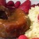 Magret de canard à la Folie douce et aux fruits rouges
