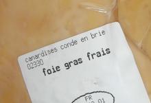 foie gras cru, les canardises