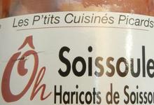 Soissoulet Ôh haricot de Soissons