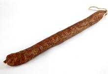 Chorizo long type Salamanca, maison Chillet