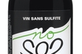 Vin rouge Merlot 2014 - Sans sulfites