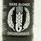 BiÈre Blonde Grignonnaise