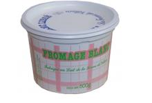 Fromage blanc lisse 0%, ferme de Viltain