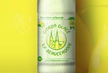 Limonade artisanale, la Beauceronne, « Limonade - Citron glacé »