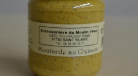 moutarde au cresson