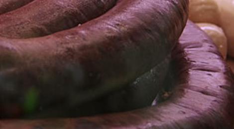 charcuterie Rosay, boudin noir