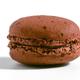 macaron chocolat croque sel