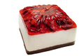 Glace Cheese-Cake coulis Fraise