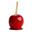 Glace aux Pommes caramelisées