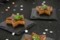 Cheese-cakes au foie gras et à la Confiture de Figues Bonne Maman®