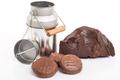 Dhardelot biscuitiers,  Chocolat au lait