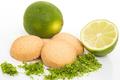 Dhardelot biscuitiers,  Citron vert