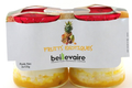 Fromagerie Beillevaire, yaourt fruits exotiques