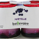 Fromagerie Beillevaire, yaourt myrtille