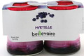 Fromagerie Beillevaire, yaourt myrtille