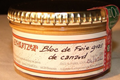 Ferme Eyhartzea, Bloc de Foie Gras