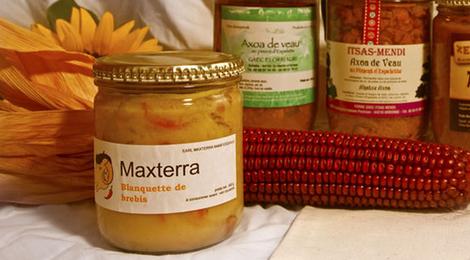 Maxterra, blanquette de brebis