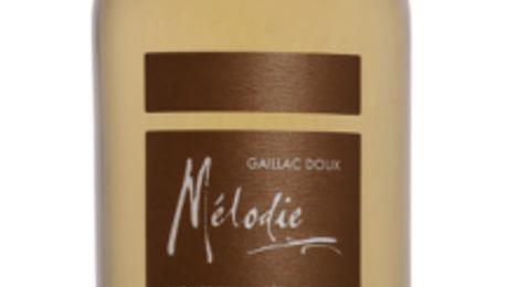 Cuvée Mélodie Gaillac AOC Blanc Doux BIO 2014 - 75 cl