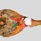 Jambon Ibaïama (Jambon Ibaiona) entier avec os 20 mois d'affinage