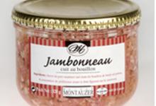 Jambonneau cuit au bouillon