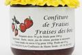 confiture fraise, fraise des bois