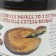 confiture de cerise noire, spécial gâteau basque